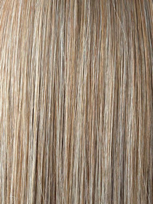 SPRING-HONEY-R | Rooted Honey Blonde and Gold Platinum Blonde blend