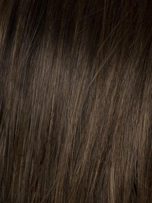 Raquel Welch Wigs | SS10 SHADED CHESTNUT | Rich Medium Brown Evenly with Light Brown Highlights with Dark Roots