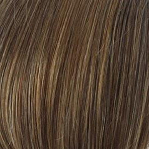 Raquel Welch Wigs | SS11/29 SHADED NUTMEG | Warm Medium Brown Evenly Blended with Ginger Blonde and Dark Roots