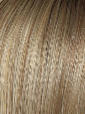 Raquel Welch Wigs | SS14/25 SHADED HONEY GINGER | Dark Blonde Evenly Blended with Medium Golden Blonde Highlights with Dark Roots