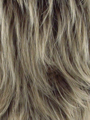 Hairdo Wigs - Color S14 88H SHADED GOLDEN WHEAT (Dark Blonde Evenly Blended with Pale Blonde Highlights and Dark Roots)