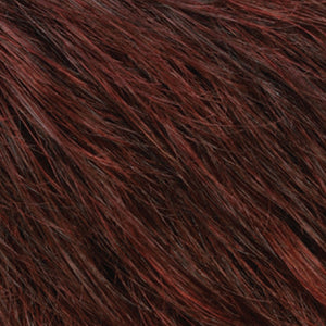 Estetica Wigs | STARFIRE	| Dark Brown / Dark Auburn / Bright Red Blend