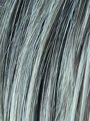 Ellen Wille Wigs | STONEGREY MIX | Blend of Medium Brown Silver Grey and white