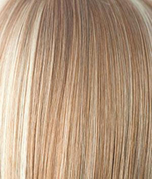 Rene of Paris Wigs | STRAWBERRY SWIRL | Honey Blonde Evenly Blended with Platinum Blonde