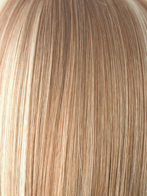 STRAWBERRY SWIRL | Honey Blonde Evenly Blended with Platinum Blonde