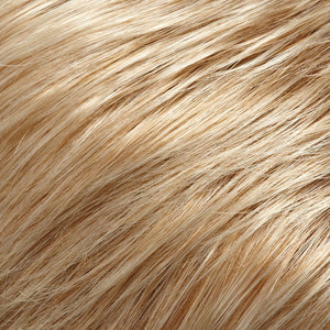 Jon Renau Wigs - Color STRAWBERRY BLONDE & WARM PLATINUM BLONDE BLENDED & TIPPED (27T613)