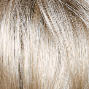 Rene of Paris Wigs | Sandy Mink -  Ash Blonde blended with Light Brown with a Medium Brown Root