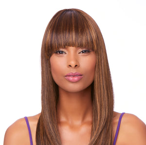 Sleek and Straight Wig by TressAllure