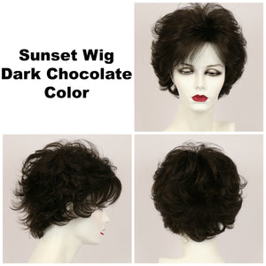 Godiva's Secret Wigs | Dark Chocolate