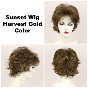 Godiva's Secret Wigs | Harvest Gold