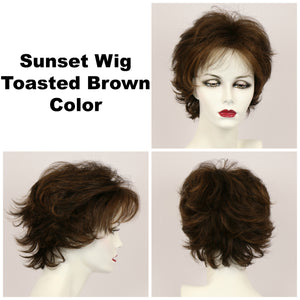 Godiva's Secret Wigs | Toasted Brown