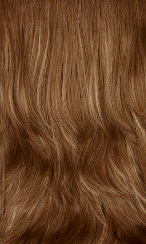 TOFFEE-Golden brown with light gold blonde highlights