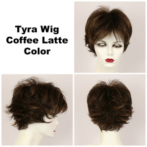 Godiva's Secret Wigs | Coffee Latte