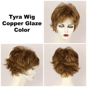 Godiva's Secret Wigs | Copper Glaze