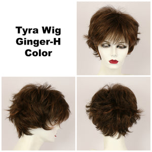 Godiva's Secret Wigs | Ginger H