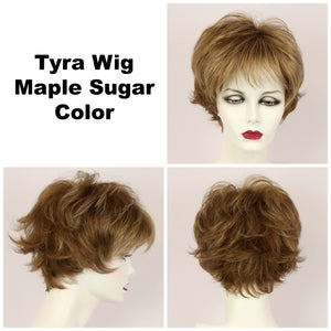 Godiva's Secret Wigs | Maple Sugar