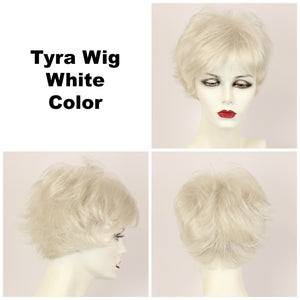 Godiva's Secret Wigs | White