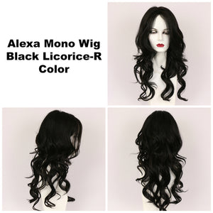 Godiva Secret Wigs | Black Licorice-R