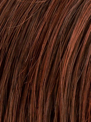 Ellen Wille Wigs | Cherry Red Mix | Dark burgundy Red, blended with Fire Red