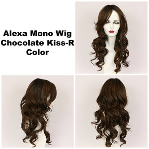 Godiva Secret Wigs | Chocolate Kiss-R