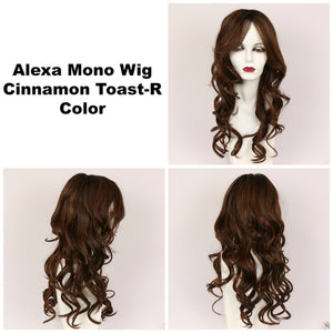 Godiva Secret Wigs | Cinnamon Toast-R
