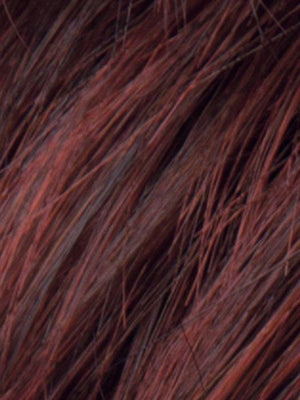 Dark Cherry Mix | Medium-dark Burgundyred, Dark Auburn, blended with Darkest brown base
