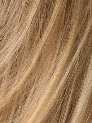Ellen Wille Wigs | Caramel Mix | Med ginger blonde blended with dark golden blonde a Med Gold Blonde