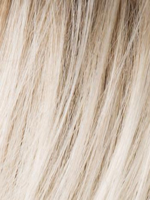 Ellen Wille Wigs | LIGHT CHAMPAGE MIX | Platinum Blonde, Cool Platinum Blonde, and Light Golden Blonde blend