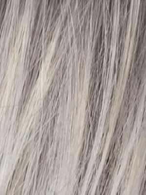 Elllen Wille Wigs | Silver Blonde | Pure silver white blended with light ash blonde