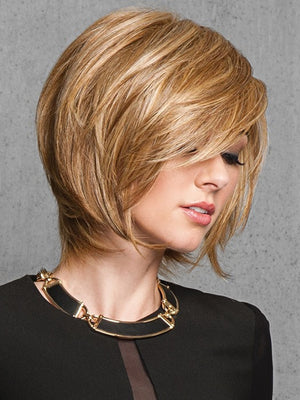 Sleek and Chic Wig by Hairdo