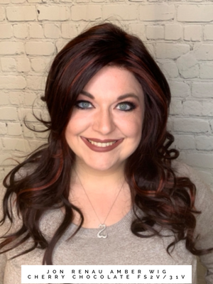 Clearance Wigs | Amber Wig by Jon Renau | 50% OFF