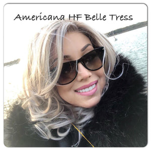 Americana Wig by BelleTress | Heat Friendly Synthetic