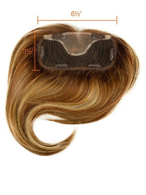easiFringe Clip in Bangs (Human Hair)