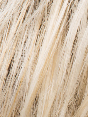 Ellen Wille Wigs | Champagne Rooted | Med Beige Blonde,  Medium Gold Blonde, and Lightest Blonde blend with Darker Roots