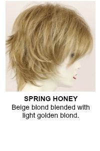 Godiva Secret Wigs | Spring Honey