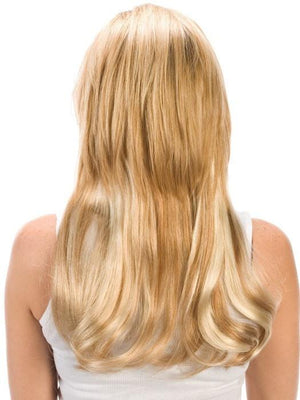 "18"" 5 Layers Remy Human Hair Volumizer (1 Piece) Clip In Wig by Wig Pro"