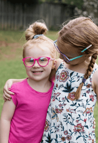 Kids Blue Light Safety Glasses - Gadget