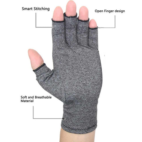 Premium Arthritis Compression Gloves - Gadge