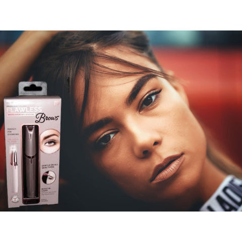Flawless Eyebrow Trimmer - Gadget