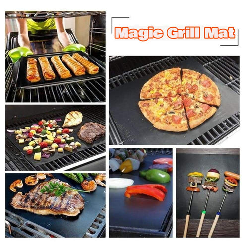 Magic Grill Mat - Gadget