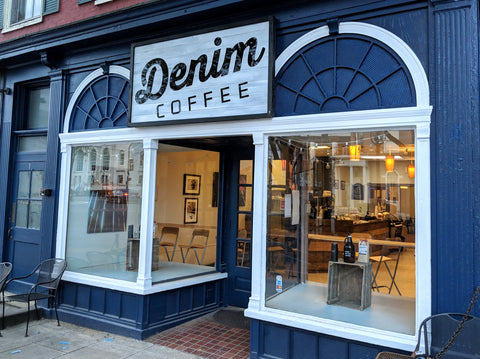 Denim Coffee Chambersburg PA
