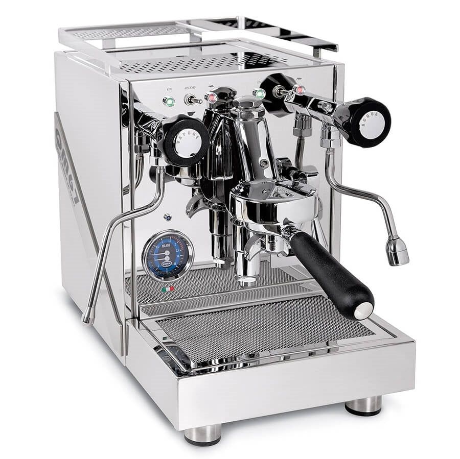 Quick Mill QM67 Evo -  New PID and shot timer and white LED (Dual Boiler with PID)