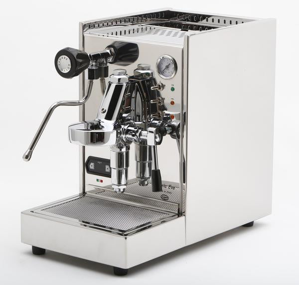Quick Mill Alexia Evo - New redesigned model with built in PID and shot timer - Denim Coffee Company  - 1