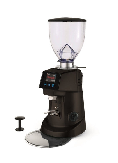 Fiorenzato F64 Evo Electronic Grinder - Black - Denim Coffee Company