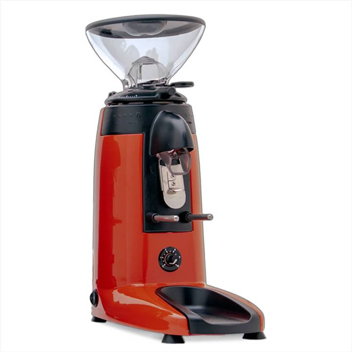Compak K3 Touch Grinder - Red