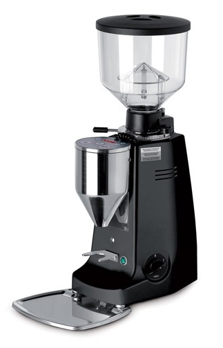 Mazzer Major E - Black - Coffee & Espresso Grinder - Denim Coffee Company