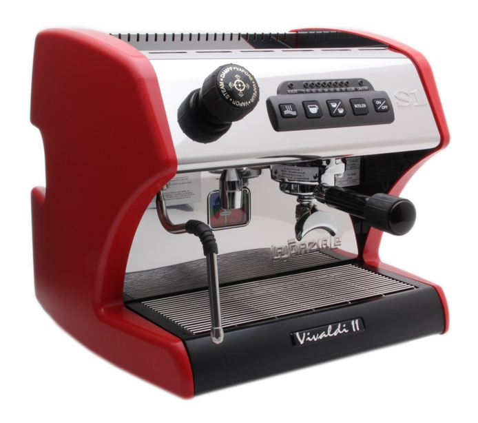 La Spaziale S1 Vivaldi II - Red - Denim Coffee Company  - 1
