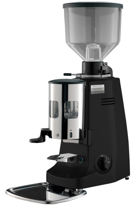 Mazzer Major Doser - Black - Coffee & Espresso Grinder - Denim Coffee Company