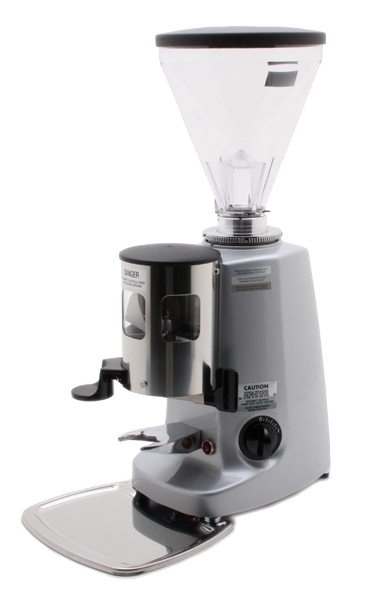Mazzer Super Jolly - Silver Espresso Grinder - Denim Coffee Company
