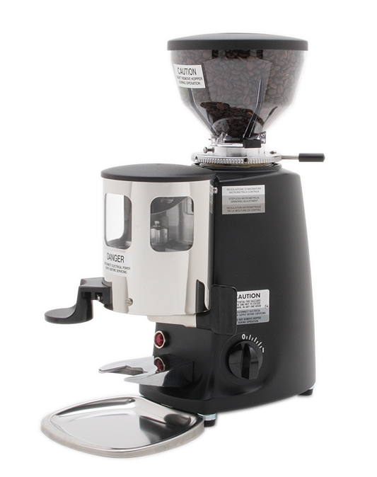 Mazzer Mini Espresso Grinder - Black - Denim Coffee Company